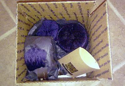 black violet