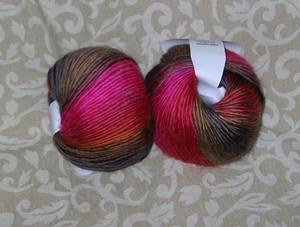 Tonalita yarns